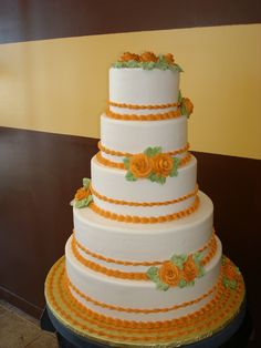 If you like this cake but not the colors, it's not a problem! We can change it to any colors you would prefer.