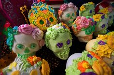 Day Of The Dead, Decoded: A Joyful Celebration Of Life And Food : The Salt : NPR