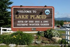 Lake Placid -- can't even count how many times I've been here, still a favorite