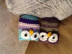Dec 2012. Not my own pattern! I think I found it on a blog by Hopscotch Lane. Love them!