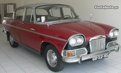 Sunbeam Rapier 4 portas 1966