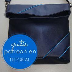 Wil jij graag een leuke handtas maken? Dan ben je aan het juiste adres! Het is een heel erg handig model. Er past veel in, je hebt verschillende compartimentjes en een binnenzakje. Hieronder kan je…