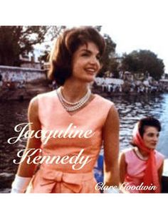 Jacqueline Kennedy by Clare Goodwin