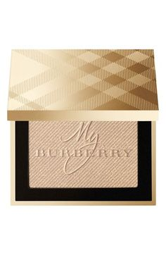 Burberry Beauty 'Gold Glow' Fragranced Luminizing Powder (Limited Edition) available at #Nordstrom