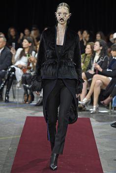 Givenchy RTW Fall 2015 | WWD
