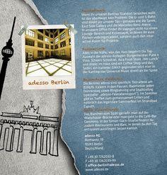 Lernt unsere Geschäftsstelle in Berlin kennen!
