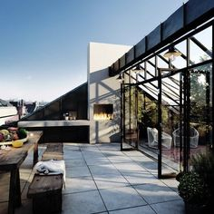 Rooftop Conservatory   Google Search