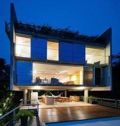 Galeria de Casa em Ubatuba II / SPBR Arquitetos - 1