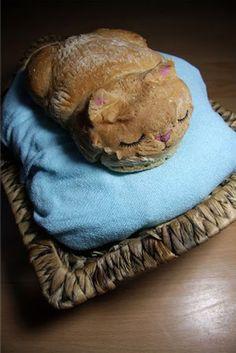 """Cat Loaf"" comes courtesy ofLou Lou P's Delights"