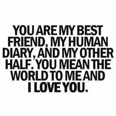 #DMP #quotesforbrideandgroom Bff Quotes, Cute Quotes, Great Quotes, Quotes To Live By, Inspirational Quotes, Qoutes, Love My Life Quotes, Funny Quotes, Diary Quotes