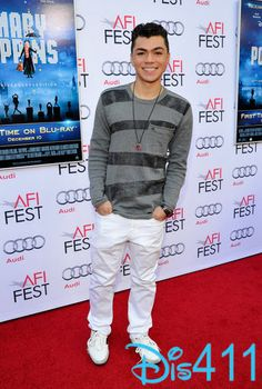 "Adam Irigoyen at the 50th Anniversary Screening Of ""Mary Poppins"""