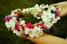 DIY Flower Crown [with Instructions]