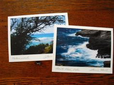 Hawaiian Ocean Note Cards Photo Note Cards Signed by sferradesigns
