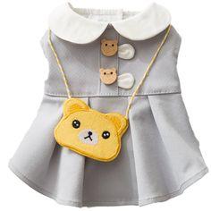 Diy Dog Toys Fleece, Summer Dog, Spring Summer, Yorkshire Terrier, Dog Vest, My Little Baby, Summer Patterns, Pet Carriers, Girl And Dog