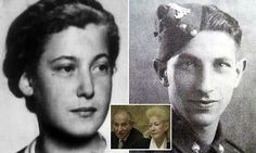 Love story of UK soldier and Polish girl in Belsen concentration camp