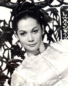 nancy kwan actress pinterest   Nancy Kwan, 1961