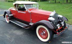 1929 Packard 640 Custom Eight Roadster