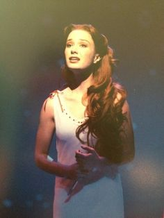 Sierra Boggess I love her!! Shes so BEAUTIFUL!!!!!<3