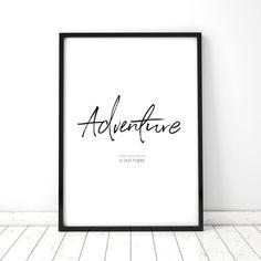 Adventure is out there Adventure Is Out There, Design