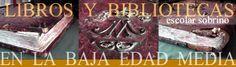 Libros y bibliotecas en la Baja Edad Media - http://bambinoides.com/libros-y-bibliotecas-en-la-baja-edad-media/