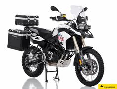 Touratech Accessories - 2013 BMW F800GS