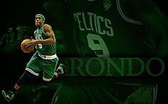 Basket-ball • R. Rondo •