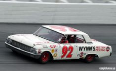 "1962 Ford Galaxie ""427"" NASCAR Tribute Stock Car"