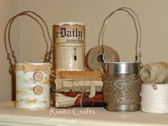 Reuse cans ideas - Modern Home Interior Design