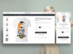 Product detail page Simple project by Marco Lopes