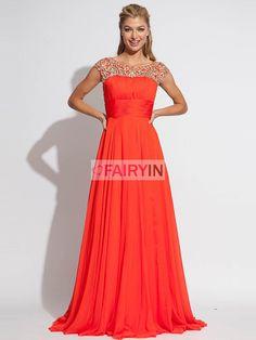 Modest prom dresses.