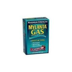 I'm learning all about Mylanta Gas Maximum Strength Chewable Tablets-Cherry at @Influenster!