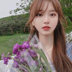 Imagem de asian girl, ulzzang, and asian Uzzlang Girl, Girl Face, Pretty Korean Girls, Cute Korean Girl, Asian Girl, Asian Cute, Pretty Asian, Korean Beauty, Asian Beauty