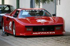 1990 Ferrari 308 GTB / Huffaker IMSA GTU