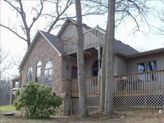 Gilbertsville Vacation Rental   VRBO 365648   4 BR Kentucky Lake Cabin In KY,  Water