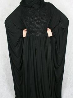 Hijab Wedding Dresses, Hijab Dress, Pakistani Dresses, Niqab Fashion, Muslim Fashion, Fashion Blouses, Fashion Outfits, Mode Abaya, Mode Hijab