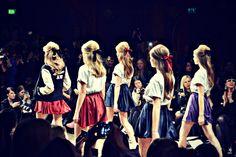 Cheerleader á la Ida Sjöstedt. Yes please let's lead!