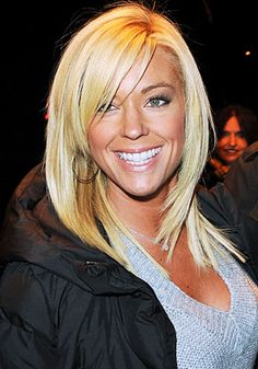 See Kate Gosselin's Trendy New Haircut, Orange Tan - Us Weekly