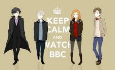 However, it is rather hard to keep calm while watching BBC.