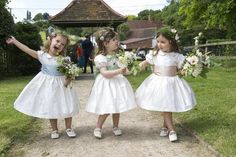 Toto London offer a bespoke service in Bridesmaids/Flower girls and Page Boy outfits. Toddler Flower Girl Dresses, Ivory Flower Girl Dresses, Ivory Dresses, Toddler Dress, Classic Outfits, Unique Outfits, Page Boy, Bridesmaid Flowers, Traditional Dresses