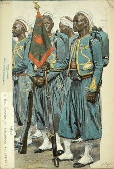 Algerian Tirailleur 1896