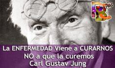 Carl Gustav Jung sobre la enfermedad