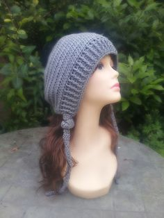 Ravelry: Knot Just Any Hood pattern by Laura Tegg