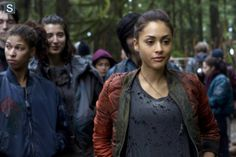 """#The100 S01E09 