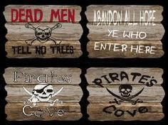 For our pirate bathroom