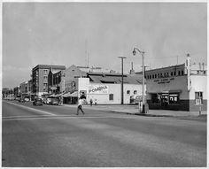 NE corner of Garey and Fourth Street (1950) | 47specialdeluxe | Flickr