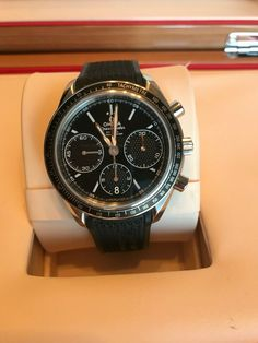 OMEGA Speedmaster Racing Co-Axial Chronograph 40 mm Men's Watch · $2,750.00