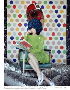 Doll Face - Matchbook Magazine January 2013