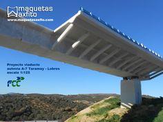 Scale model infraestructure 1:125  www.maquetasaxfito.com