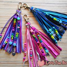 Best 10 Handmade tassel, material from Xanabella Faux Leather. Diy Ribbon, Ribbon Crafts, Leather Sheets, Leather Fabric, Leather Gifts, Leather Craft, Diy Tassel, Tassels, Craft Stick Crafts