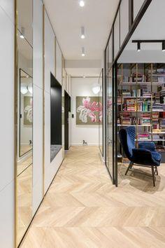 Mieszkanie z galerią sztuki, fot. Ayuko Studio